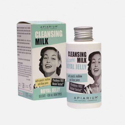 蜂皇浆深度净颜洁面奶 | 细致洁净同时倍润肌肤