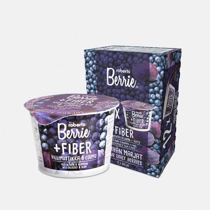 野生蓝莓浆果饮 富含膳食纤维 | 直采浆果 添加营养膳食纤维