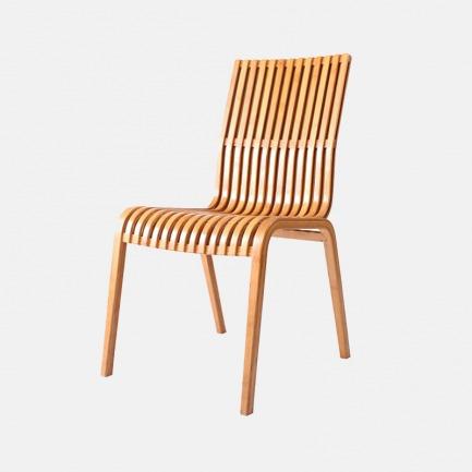 轻巧简约竹椅 原创设计 | 手工制作家具 好看又舒适
