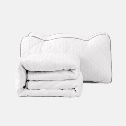 冰丝凉垫三件套 舒爽一夏   选对了床品 不再怕被热醒