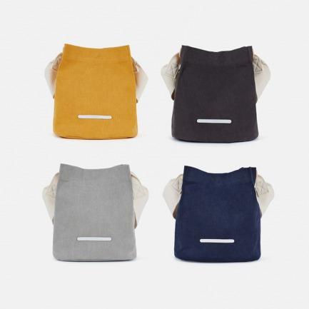 韩国时尚帆布小挎包 四款 | 小巧便携 时尚休闲两不误