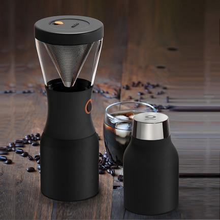 自带保冷杯的冷萃咖啡壶 | 在家就能喝到冷萃