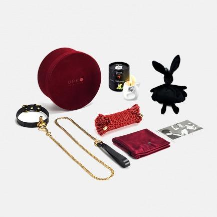 恋人絮语情趣礼盒 | 享受调教与被调教的快乐