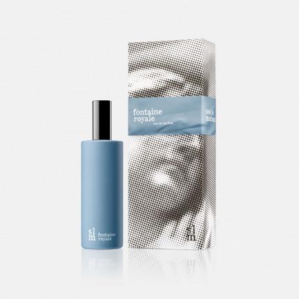 皇家喷泉东方香型中性香水 | 法国制造 小众植物香氛