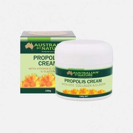 澳洲天然蜂胶霜 持久滋润 | 天然成分保湿 恢复弹力美肌