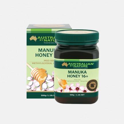 新西兰麦卢卡天然活性蜂蜜 | 珍贵蜂蜜蜜种 营养滋补