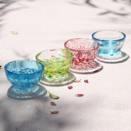 日本进口F小杯系列玻璃杯 | 纯手工制作 独具一格