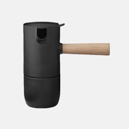 意式浓缩咖啡壶/摩卡壶 | 设计中的生活美学器具