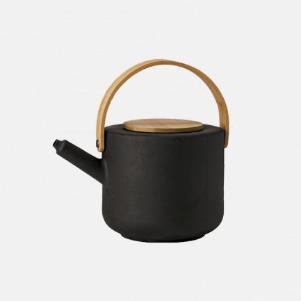 丹麦陶瓷茶壶1.25L | 设计中的生活美学器具