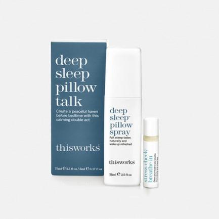 现代天然深度助眠枕头套装 | 减少疲惫 更快入睡
