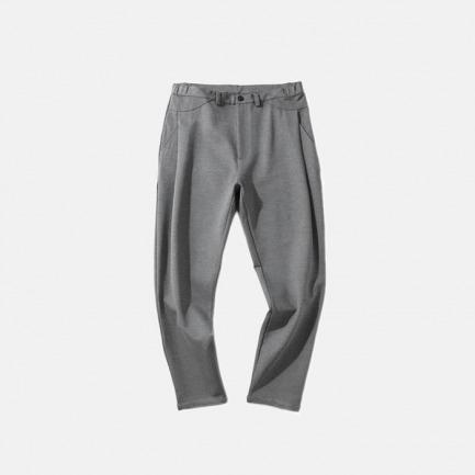 褶皱设计锥型长裤 男女同款 | 百搭休闲 宽松版型巨显瘦