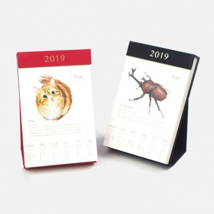 物种日历2019 果壳出品 | 每天带你认识身边自然物种