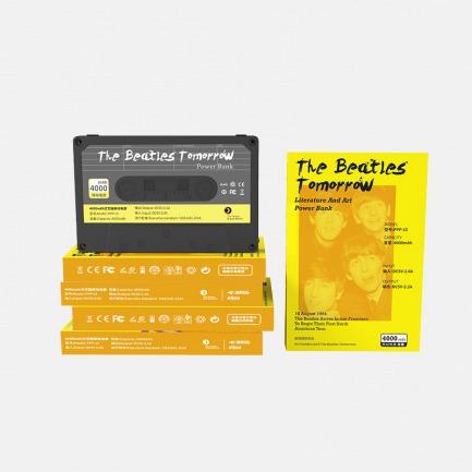 伪装成磁带的充电宝 | 披头士珍藏纪念版套装