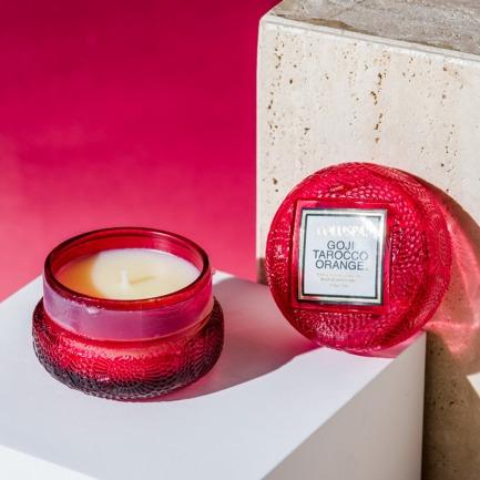 山茶花系列马卡龙香薰蜡烛 | 芳香持久 治愈系满满