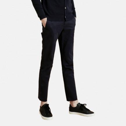 男士经典斜纹修身长裤   轻盈舒适显瘦 增加高级感