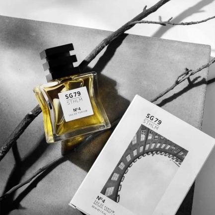 瑞典斯德哥尔摩艺术香水 | 精致的香味 源于优雅艺术