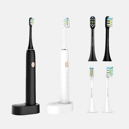 年轻人的第一把电动牙刷 | 2分钟就能刷的干干净净
