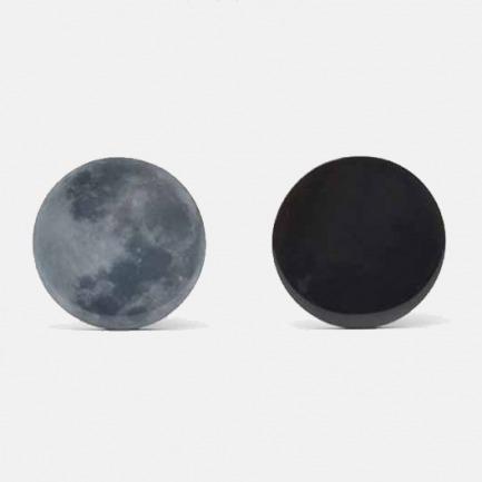 遇热会变成月球的杯垫 | 把月光装进杯中