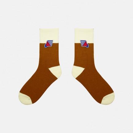 圣诞感受系列加厚纯棉袜子 | 经典的圣诞配色 柔软亲肤