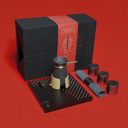 紫砂茶器新年礼盒  | 以茶之礼 套住一缕茶香