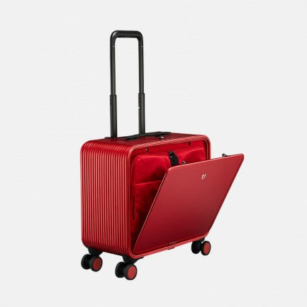 途加OLSO立式拉杆箱 16寸   简约外形设计 时尚不撞箱