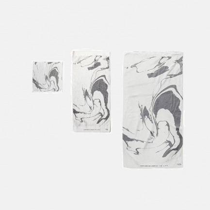 原创设计全棉毛巾/浴巾   低调高级灰 触感柔软