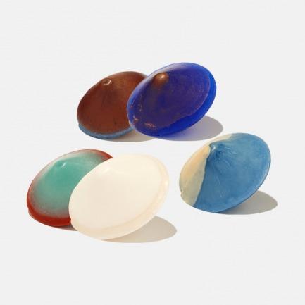 法国撞色艺术香皂-催眠陀螺 | 自然香氛 巴黎工坊手工制作