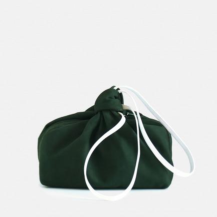 意大利牛皮单肩包-2色 | 个性造型 独特又高级