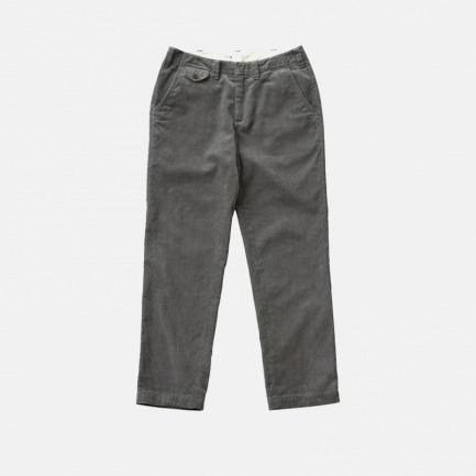 复古休闲灯芯绒宽松裤子 | 质感舒适 可搭配不同上衣