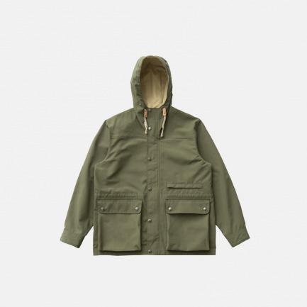 复古休闲防水冲锋衣夹克   日常通勤登山远足都能兼顾