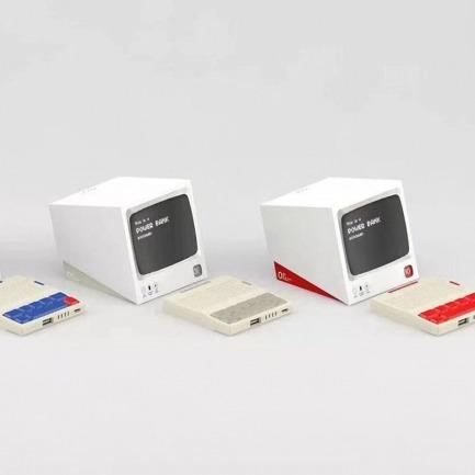 80年代的苹果电脑充电宝 | 轻巧便携随时充 6000mAh