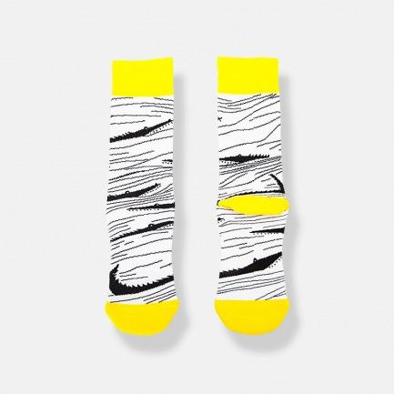 SWAMP潮袜男士中筒袜 | SWAMP潮袜中筒袜踝袜