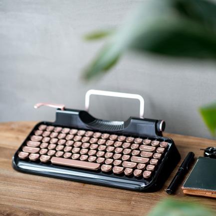 高颜值的复古机械键盘 | 德国cherry青轴/茶轴