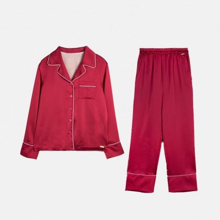 时尚双层加绒睡衣套装 | 精致 从一件舒适睡衣开始
