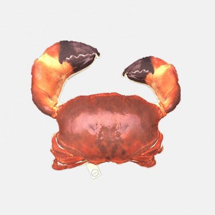 大螃蟹抱枕/靠枕 趣味设计 | 靠枕不再单调 黑色幽默风