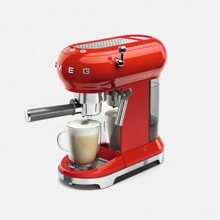 高颜值的意式咖啡机 | 2017年德国红点设计大奖