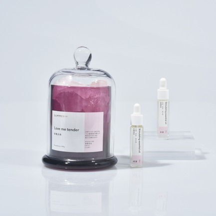 玫瑰灵药甜蜜香薰礼盒 | 世界知名调香师合作研制
