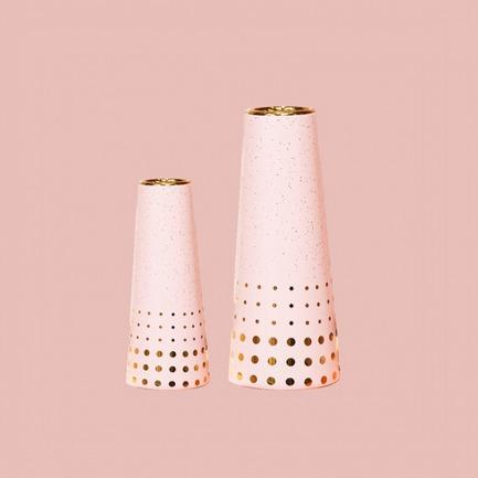 辛德瑞拉舞裙 限量款花瓶 | 一大一小定制款花瓶一套