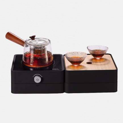 黑科技煮义 便携茶炉套装 | 承包你的休闲养生下午茶