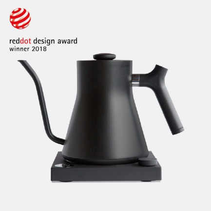 可蓝牙遥控的红点奖热水壶 | 咖啡师都爱用 轻松精准控温