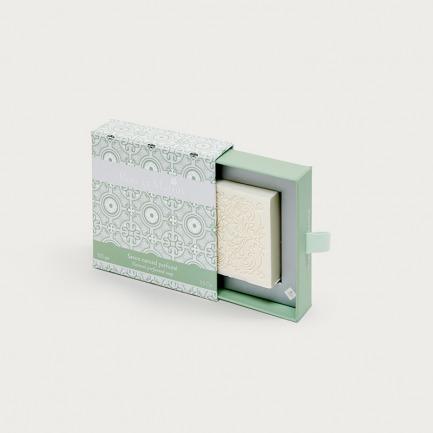 普罗旺斯花砖香氛皂 | 沙龙香级香调的有机皂