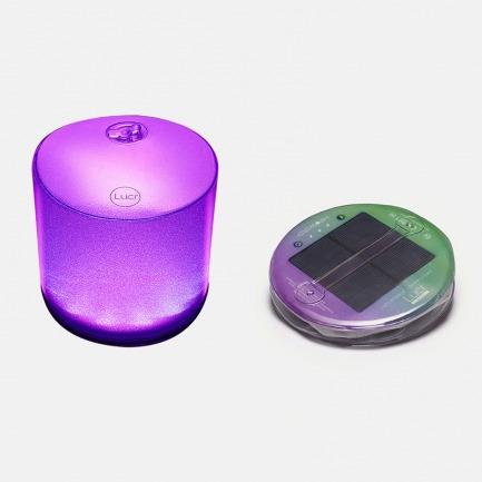 防水多彩太阳能灯 | 能变换8种色彩