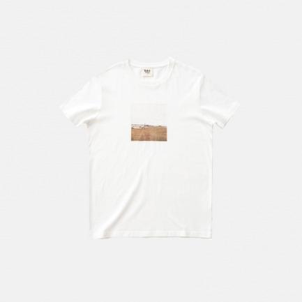 全棉圆领T恤-西部风景 | 原创印花设计 经典百搭