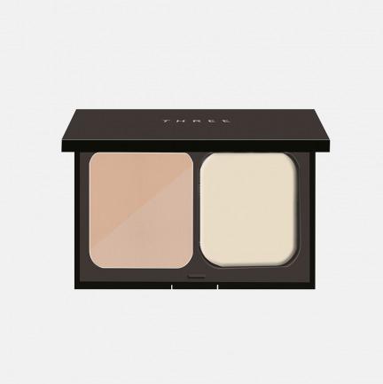 天然分时粉饼组合装12g | 上妆补妆+防晒的全能组合