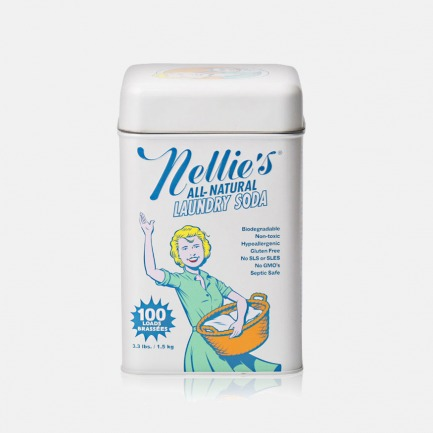 大容量植物萃取苏打洗衣粉 | 一罐可用大半年 无毒认证