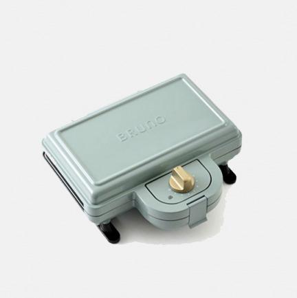 风靡日本的多功能轻食烹饪机 | 高颜值家用便捷早餐机