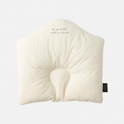 可水洗防螨防偏头婴儿枕 | 德国母婴睡眠品牌
