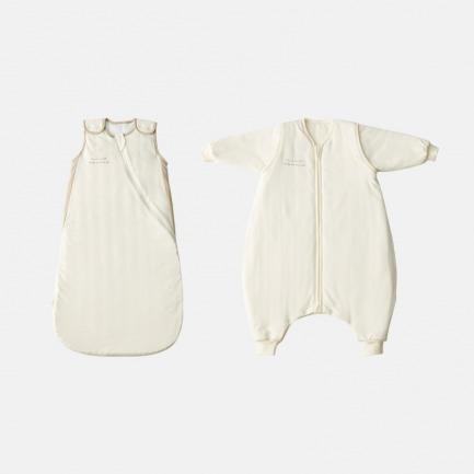 德国婴儿防踢被睡袋 | 控温科技,纯棉无荧光剂
