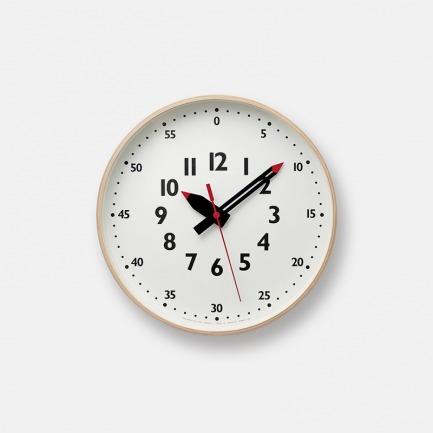 土橋陽子设计 亲子时钟 | 和孩子一起创造读取时间的时刻