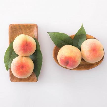 正宗无锡阳山水蜜桃 | 手捏可以榨汁